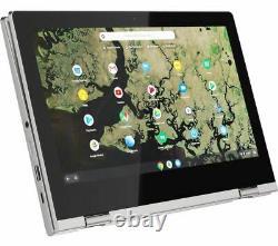 Lenovo C340-11 11.6 2 En 1 Chromebook Intel Celeron 32 Go Emmc Currys Gris