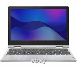 Lenovo Ideapad Flex 3i 11,6 2 En 1 Ordinateur Portable Intel Pentium Argent 64 Go Emmc Gris