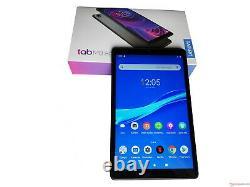 Lenovo M8 Smart Tab 32gb 8 4g Lte Tablette Android Google Smart Dock Iron Grey