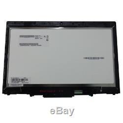 Lenovo Thinkpad X1 Yoga (1ère Génération) LCD Écran Tactile Collerette 14 Fhd 00ur189
