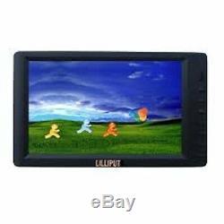 Lilliput Eby701-np / C / T 7 Vga Écran Tactile Avec Le Câblage De Déclenchement Automatique De Sauvegarde