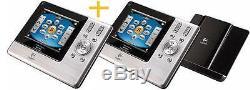 Lot 2 Télécommande Universelle LCD À Écran Tactile Avancé Harmony 1000 De Logitech