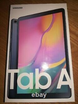 Marque Nouveau Samsung Galaxy Tab Un Tablet 128go Wi-fi 10.1in Noir Sm-t510 Noir