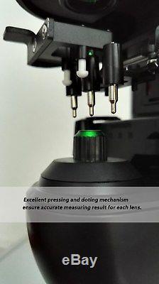 Mct-700 LCD Touch Screen Lensomètre Numérique Optique Optométrie D'optométrie