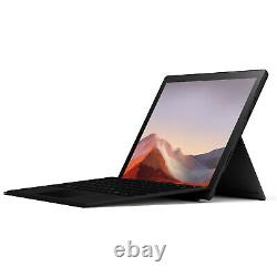 Microsoft Qwv-00007 Surface Pro 7 12.3 Touch Intel I5-1035g4 8 Go/256 Go Bundle