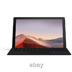 Microsoft Qww-00001 Surface Pro 7 12.3 Touch Intel I7-1065g7 16 Go/256 Go Bundle
