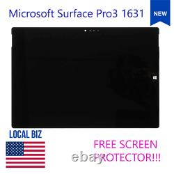 Microsoft Surface Pro 3 1631 LCD Touch Nugitizer Assemblage De Remplacement