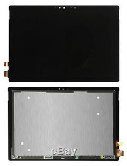 Microsoft Surface Pro 4 1724 V1.0 LCD Écran Tactile Digitizer Assemblée