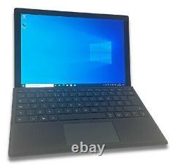 Microsoft Surface Pro 4 Core I5 2.40ghz 4 Go Ram 128 Go Ssd Windows 10 Pro Comprimé