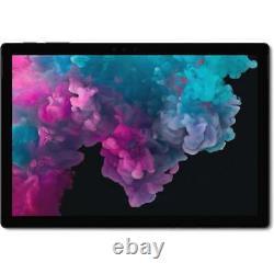 Microsoft Surface Pro 6 12,3 8 / 256go + Clavier & Garantie Prolongée Ljm-00028