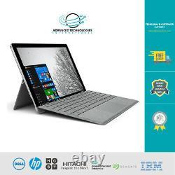 Microsoft Surface Pro 6 1796 I5-8350u 16 Go Ram 256 Go Ssd Clavier Win10pro