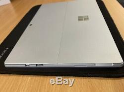 Microsoft Surface Pro 6 Paquet (ssd 256 Go, 8 Go De Ram, Intel Core I7, Win10 Pro)