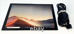 Microsoft Surface Pro 7 12.3 1866 Intel I5 1035g4 8 Go 128 Go Argent Voir Les Détails