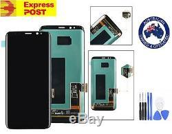 Moniteur LCD Samsung Galaxy S8 G950 Avec Écran Amoled + Assemblée De Numériseur D'écran Tactile