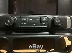New 2014-2017 Oem Usine Gmc Sierra 8 LCD Intellilink Radio Écran Tactile