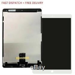 New Ipad Pro 10.5 A1701 A1709 LCD De Remplacement Digitizer Écran Tactile Blanc Oem