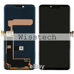 Noir Nouveau Lg G8 Thinq G820 Écran LCD Écran Tactile Digitizer Réparation De L'assemblée