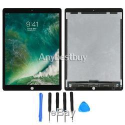 Noir Pour Ipad Pro 12.9 2ème Gén. Écran Tactile LCD Remplacement Du Digitaliseur