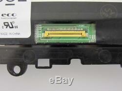 Nouveau 15,6 Led LCD À Écran Tactile + Assemblée Bezel Cadre Pour Lenovo Edge 2-1580 80qf