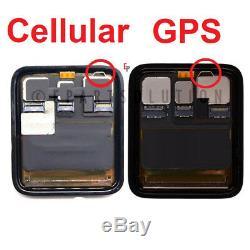 Nouveau Apple Suivre Series 3 LCD Écran Tactile Digitizer Pièce De Rechange USA