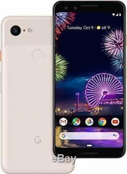 Nouveau Google Pixel 3 64gb 4g Lte 5.5 Multicouleur LCD 12mp Nfc Débloqué Smartphone