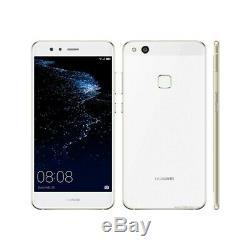 Nouveau Huawei P10 Lite Blanc 32go Wifi Nfc Gps 12mp 5.2 LCD Déverrouillé Smartphone Uk