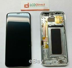 Nouveau Numériseur D'écran Tactile D'affichage À Cristaux Liquides D'oem Samsung Galaxy S8 Plus G955 Avec Sbi Lourd