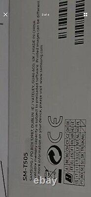 Nouveau Samsung Galaxy Tab A7 Silver 10.4 32go Wifi + 4g Gps Smart Calling Tablet