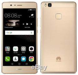 Nouveau Smartphone Huawei P9 Lite 16 Go Or Lte 4g 13mp Wifi Nfc 5.2 LCD Déverrouillé