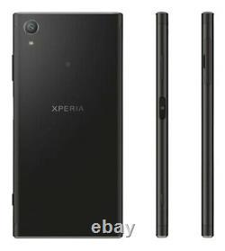 Nouveau Sony Xperia Xa1 Noir 32gb-déverrouillé-4g, 23mp-5 Lcd-android Smartphone