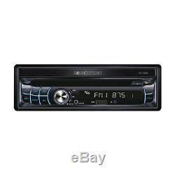 Nouveau Soundstream 1 Din Vr-720b Lecteur DVD / CD Flip Up 7 Usb LCD Bluetooth Sd Aux
