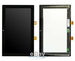 Nouvel Ensemble De Numériseur D'écran Tactile LCD Pour Microsoft Surface Rt 1516-1515, Noir