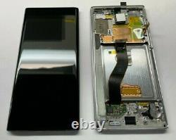 Numériseur D'écran De Remplacement Oem Samsung Galaxy Note 1010+ Plus LCD + Cadre (a+)