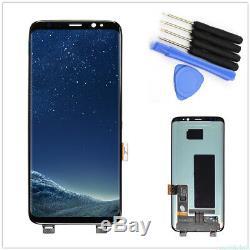 Numériseur D'écran Tactile Complet De A + Pour Samsung Galaxy S8