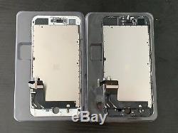 Oem Apple Iphone X Noir Blanc LCD Digitizer Écran Tactile Oled 3d