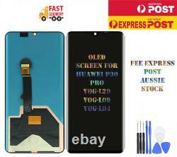 Oem Huawei P30 Pro Oled LCD Display+touch Numériseur D'écran De Remplacement Nouveau Au
