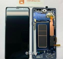 Oem Samsung Galaxy Note 9 N960 LCD Touch Screen Digitizer Remplacement Avec Sbi