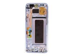 Oem Samsung Galaxy S8 Avec Écran D'affichage LCD Frame Tactile Digitizer Assemblée