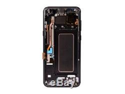 Oem Samsung Galaxy S8 Plus Withframe Écran LCD À Écran Tactile Digitizer Assemblée