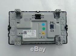 Oem Volkswagen Golf 7 Arteon Passat 5 G Découvrez Mib2 Écran Tactile LCD Display 8