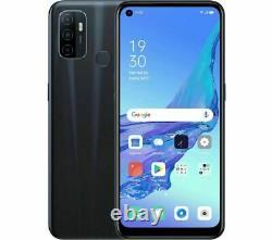 Oppo A53 64 Go Sans Carte Sim Smartphone 6.5 Hd Écran LCD Noir Électrique