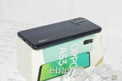 Oppo A53 64 Go Sans Sim Smartphone 6.5 Hd LCD Écran Tactile Dual Sim Unlocked Uk V