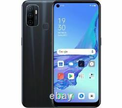 Oppo A53 64 Go Smartphone Sans Sim 6,5 Hd LCD Écran Tactile Électrique Noir Currys