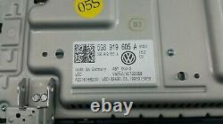 Orig Vw Passat B8/3g Découvrir Media Touchscreen Bedieneinheit 8 Mib2 5g6919605a