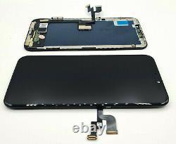 Original De Sharp Retina Display LCD Pour Apple Iphone X Réformé 3d Tactile Glas