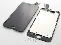 Original Iphone 6 Ecran LCD Tactile Noir Bildschirm Schwarz Komplettset