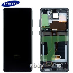 Original Samsung Galaxy S20 Plus G985f 5g G986b Écran LCD Écran Tactile Schwarz