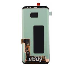 Original Samsung Galaxy S8 Amoled LCD Écran Tactile De Remplacement