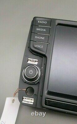 Original Vw Golf 7 5g Display Pro Découvrez Média 5g0919606 Komponentenschutz