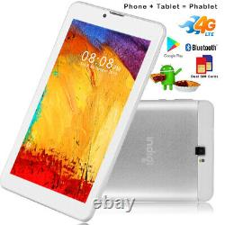 Pablet 2-en-1 Smartphone 4g + Tablette Wifi Pc 7 LCD Android 9.0 Bundle Gratuit
